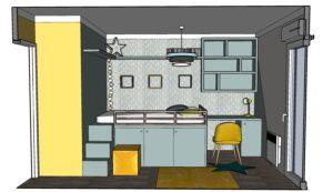Optimiser l espace d'une chambre de garçon de 7 ans