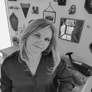 Marion PIRAUBE décoratrice d'intérieur et créatrice de l'agence ID'Harmonies sur la Côte Basque à Bidart