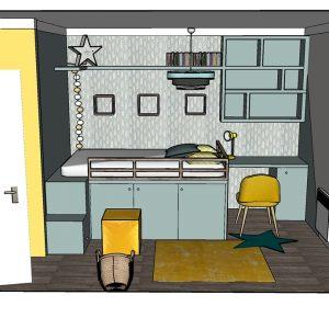 Plans 3D pour aider le client à se projeter avant de réaliser les travaux à Bayonne